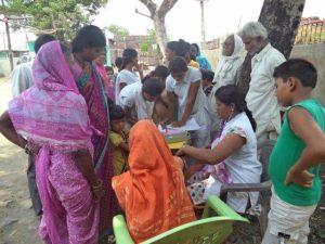Der Ecumenical Sangam setzt sich dafür ein, die medizinische Versorgung im ländlichen Indien zu verbessern. Foto: Joris Grahl