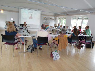Veranstaltungen Foto: Sybille Franck